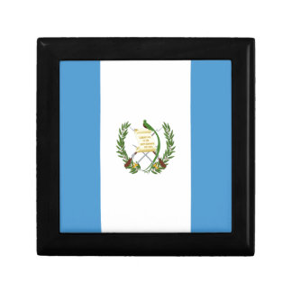 Low Cost! Guatemala Flag Gift Box