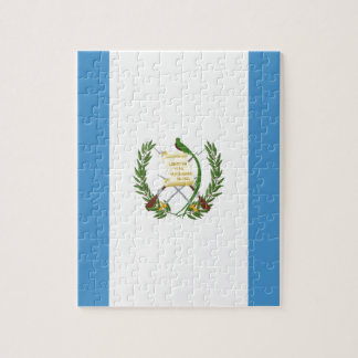Low Cost! Guatemala Flag Jigsaw Puzzle