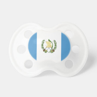 Low Cost! Guatemala Flag Pacifier
