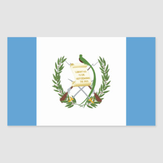 Low Cost! Guatemala Flag Sticker