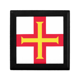 Low Cost! Guernsey Flag Gift Box