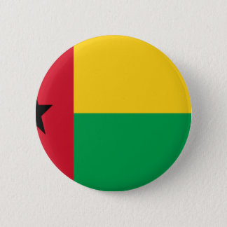 Low Cost! Guinea-Bissau Flag 2 Inch Round Button