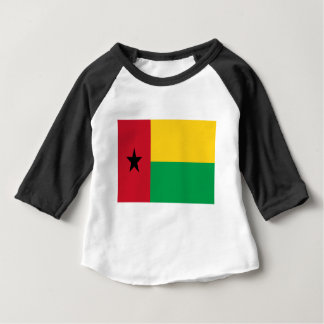 Low Cost! Guinea-Bissau Flag Baby T-Shirt