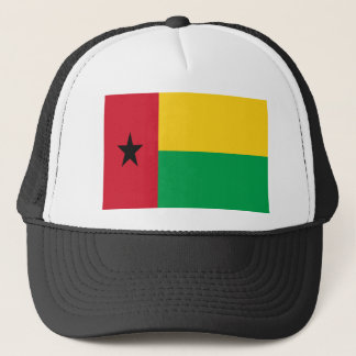 Low Cost! Guinea-Bissau Flag Trucker Hat