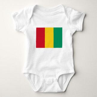 Low Cost! Guinea Flag Baby Bodysuit