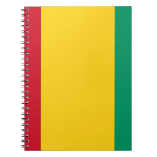 Low Cost! Guinea Flag Notebooks