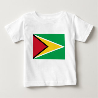 Low Cost! Guyana Flag Baby T-Shirt