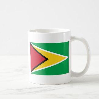 Low Cost! Guyana Flag Coffee Mug