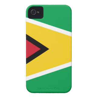 Low Cost! Guyana Flag iPhone 4 Case-Mate Case