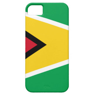 Low Cost! Guyana Flag iPhone 5 Case