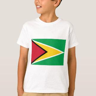 Low Cost! Guyana Flag T-Shirt