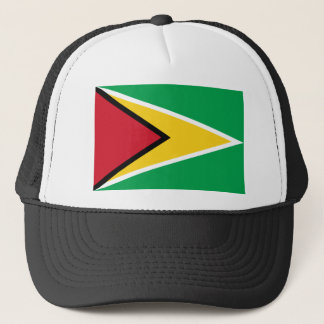 Low Cost! Guyana Flag Trucker Hat