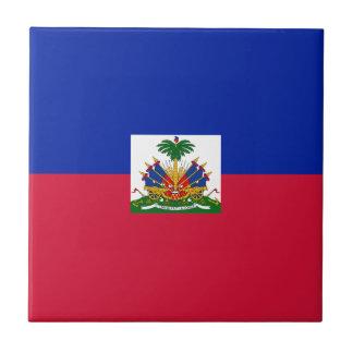 Low Cost! Haiti Flag Tile