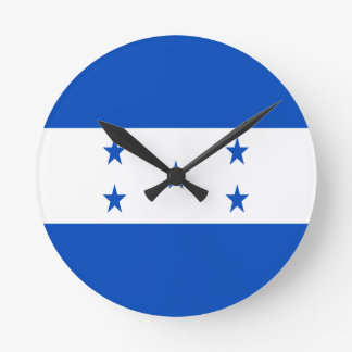 Low Cost! Honduras Flag Clock
