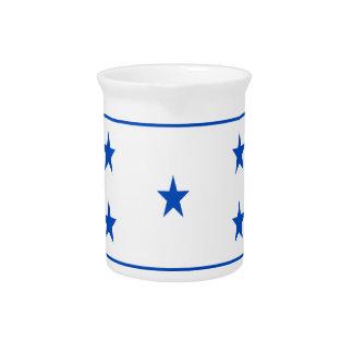 Low Cost! Honduras Flag Pitcher
