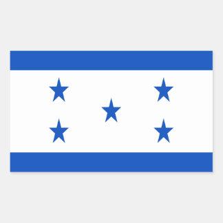 Low Cost! Honduras Flag Sticker