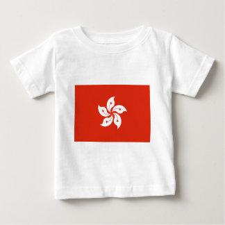 Low Cost! Hong Kong Flag Baby T-Shirt