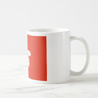 Low Cost! Hong Kong Flag Coffee Mug