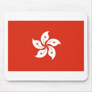 Low Cost! Hong Kong Flag Mouse Pad