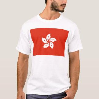 Low Cost! Hong Kong Flag T-Shirt