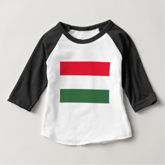 Low Cost! Hungary Flag Baby T-Shirt