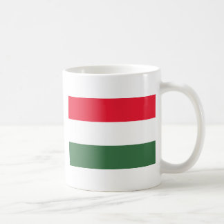 Low Cost! Hungary Flag Coffee Mug