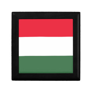 Low Cost! Hungary Flag Gift Box