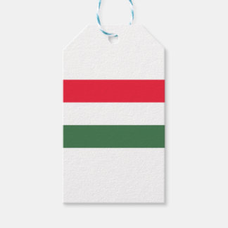 Low Cost! Hungary Flag Gift Tags