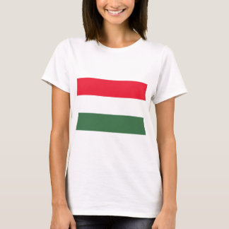 Low Cost! Hungary Flag T-Shirt