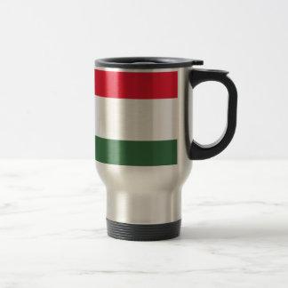 Low Cost! Hungary Flag Travel Mug