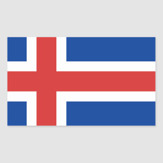 Low Cost! Iceland Flag
