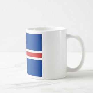 Low Cost! Iceland Flag Coffee Mug