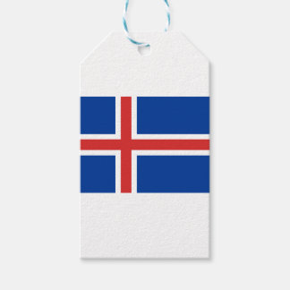 Low Cost! Iceland Flag Pack Of Gift Tags