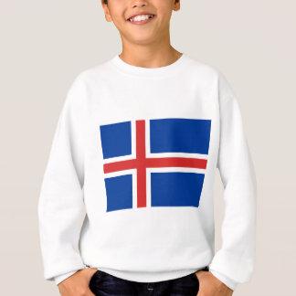Low Cost! Iceland Flag Sweatshirt