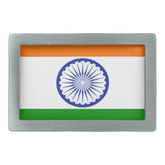Low Cost! India Flag Belt Buckles