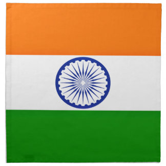 Low Cost! India Flag Napkin