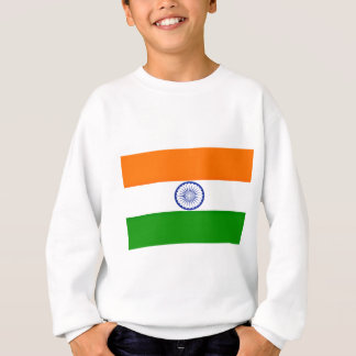 Low Cost! India Flag Sweatshirt