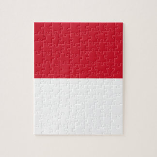 Low Cost! Indonesia Flag Puzzle