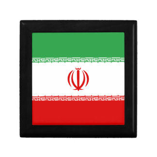 Low Cost! Iran Flag Gift Box