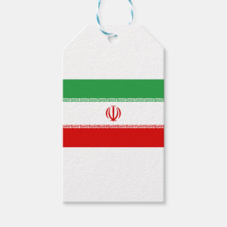 Low Cost! Iran Flag Gift Tags