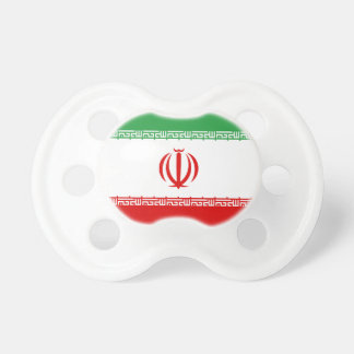 Low Cost! Iran Flag Pacifier