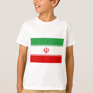 Low Cost! Iran Flag T-Shirt