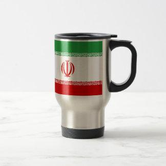 Low Cost! Iran Flag Travel Mug