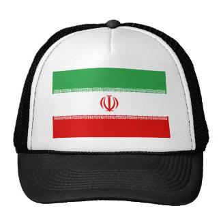 Low Cost! Iran Flag Trucker Hat