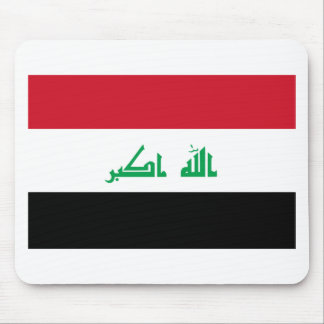 Low Cost! Iraq Flag Mouse Pad