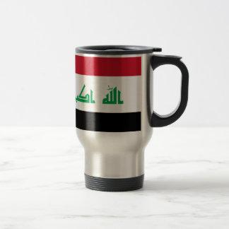 Low Cost! Iraq Flag Travel Mug