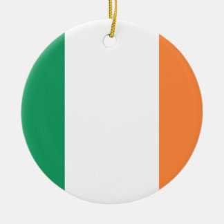 Low Cost! Ireland Flag Ceramic Ornament