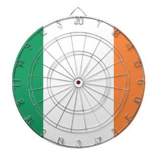 Low Cost! Ireland Flag Dartboards