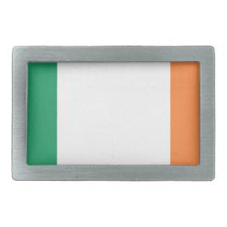 Low Cost! Ireland Flag Rectangular Belt Buckle
