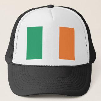 Low Cost! Ireland Flag Trucker Hat